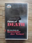 FACES OF DEATH - Summit International Pictures VHS