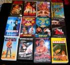 12 VHS - Videokassetten - Paket 2 -