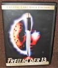 FREITAG DER 13. Teil 7: Jason im Blutrausch XXL Version DVD