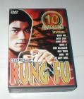 LEGENDS OF KUNG FU  -  DVD Box  mit  10 Filme auf  5 DVD,s