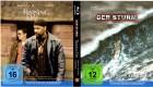 TRAINING DAY + DER STURM 2x Blu-ray Set Washington Clooney