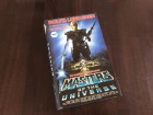 MASTERS OF THE UNIVERSE VHS