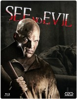 See No Evil - Metalpack Futurepack (Blu Ray) NSM NEU/OVP