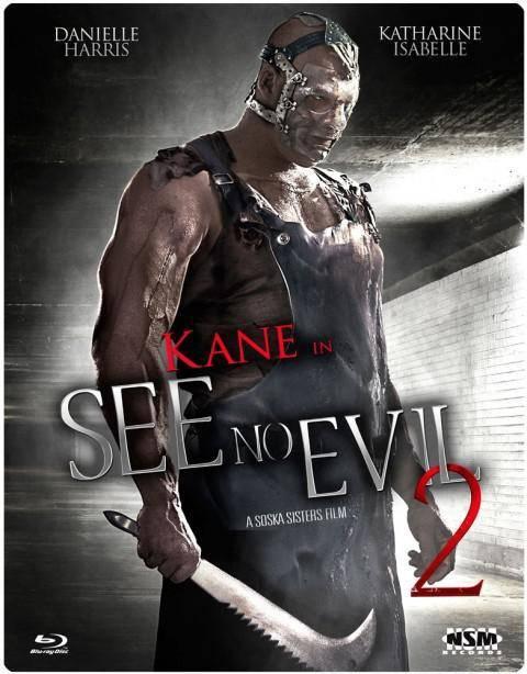 See No Evil 2 - Metalpack Futurepack (Blu Ray) NSM NEU/OVP