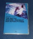 THE BATTLE WIZZARD - DAS BLUT DER ROTEN PYTHON - Asia - DVD