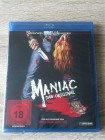 MANIAC (KLASSIKER) DAS ORIGINAL - BLURAY OVP !!