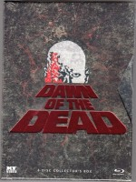 Zombie - Dawn of the Dead --- Sonder-Edition - Blu Ray - XT
