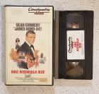 Sag niemals nie (Constantin Video) Sean Connery