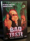 Bad taste - Dvd - Hartbox *Neu*
