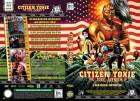 Citizen Toxie - Toxic Avenger 4    grosse Hartbox von 84