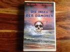 DIE INSEL DER DÄMONEN - VHS