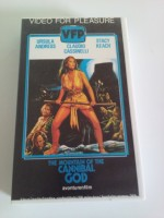The Mountain of the Cannibal God(Stacy Keach)VFP NL-Import !