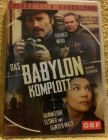 Das Babylon Komplott Franco Nero Pidax Film Klassiker DVD