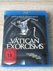 THEB VATICAN EXORCISMS (HORROR THRILLER) BLURAY - UNCUT