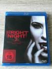 FRIGHT NIGHT 2 - FRISCHES BLUT (REMAKE) BLURAY - UNCUT