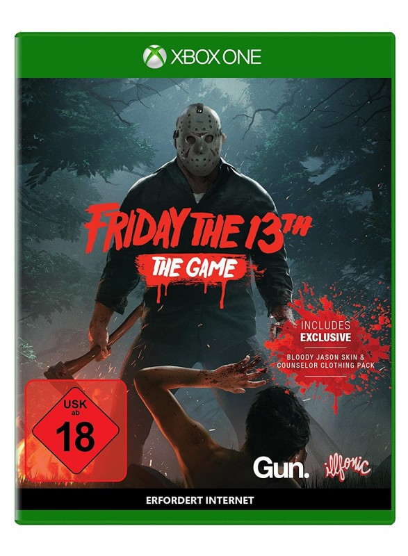 Friday The 13TH - The Game ( XBOX ONE )