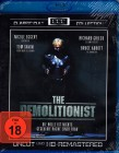 THE DEMOLITIONIST Blu-ray - Kult SciFi Action Nicole Eggert