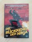 Die Rückkehr der Ninja - Retrofilm - kleine Hartbox
