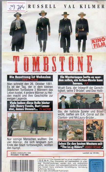Tombstone (29784)