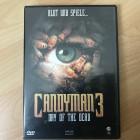 CANDYMAN 3 DVD uncut und in deutsch