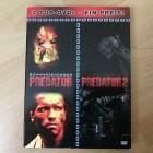 PREDATOR 1 und 2 auf 2 DVDs Uncut