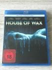 HOUSE OF WAX (KLASSIKER MIT PARIS HILTON) BLURAY - UNCUT