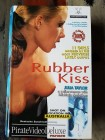 PRIVATE  DELUXE  ** RUBBER KISS ***  JULIA TAYLOR * VHS 2621