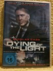 Dying of the Light Nicolas Cage/Paul Schrader DVD Uncut