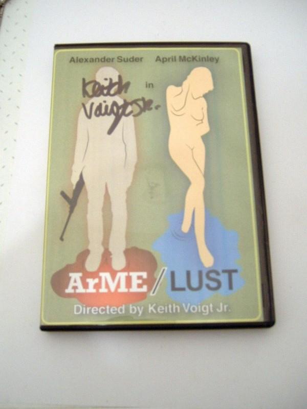 ArME / LUST (englisch, sehr selten)