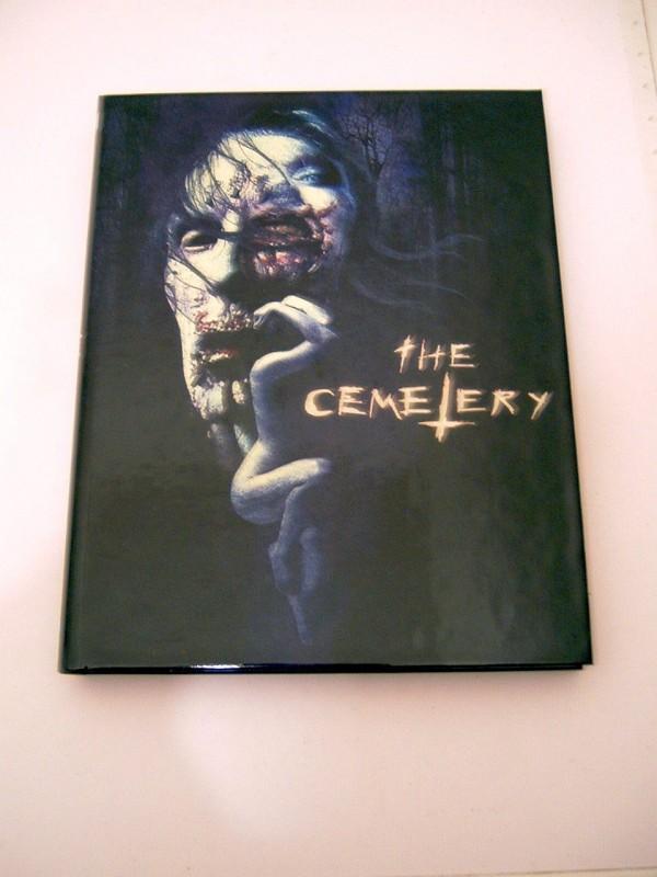 The Cemetery (kleine Buchbox, limitiert, extrem selten)