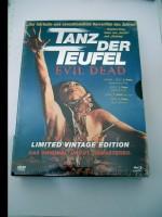 Tanz der Teufel (Vintage Edition, limitiert, OVP, 4 Disc,rar