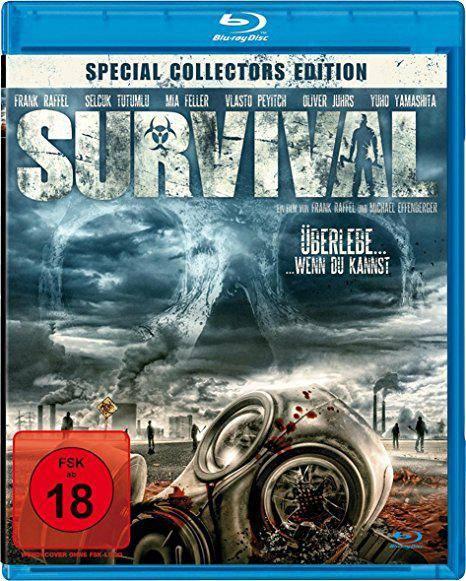 Survival - Special Edition [Blu-ray] (deutsch/uncut) NEU+OVP