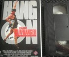 VHS  Hang On Cliffhanger    Sylvester Stallone
