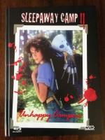 Sleepaway Camp 2 - Mediabook - 129/222 - Neuwertig