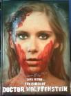 Blu-ray Mediabook Curse of Doctor Wolffenstein Lena Nitro