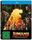 Jumanji: Willkommen im Dschungel Steelbook Blu-ray NEU