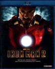 IRON MAN 2 Blu-ray - Robert Downy Jr. Marvel Avengers AC/DC
