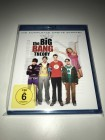 The Big Bang Theory - Die komplette zweite Staffel - Blu-ray