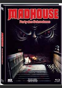 MADHOUSE - PARTY DES SCHRECKENS Mediabook Cover A