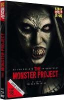 The Monster Project - DVD/BD Mediabook OVP
