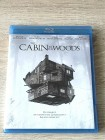 THE CABIN IN THE WOODS (SUPER HORROR) BLURAY - UNCUT