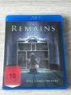 THE REMAINS - EVIL COMES TO PLAY - BLURAY - UNCUT