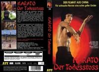 Karato - Der Todesstoss - gr. lim. Hartbox - AVV - 11er