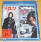 Azumi & Azumi 2 Eastern Double Collection Blu-ray Neu & OVP