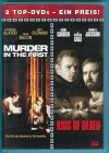 Murder in the First / Kiss Of Death (2 DVDs) fast NEUWERTIG