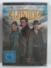 Klondike - Komplette Serie + Pilotfilm - Gold, Yukon, London