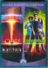 The Core - Der innere Kern & Clockstoppers (2 DVDs) NEUWERT