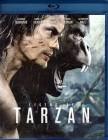 LEGEND OF TARZAN Blu-ray Alexander Skarsgard Sam L.Jackson
