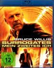 SURROGATES Mein zweites Ich BLU-RAY Bruce Willis SciFi TOP!