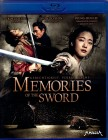 MEMORIES OF THE SWORD Blu-ray - Top Asia Schwerter Action
